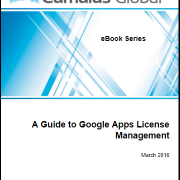 Cover.eBook.Guide to Google Apps License Management