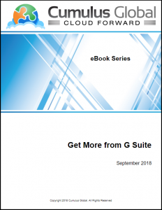 Get More from G Suite