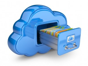 Cloud File Drawer