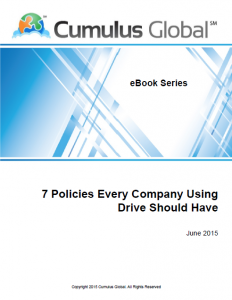 7 Policies for Every Company Using Drive