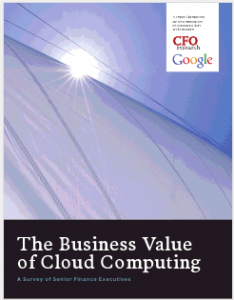 Cover.Business Value of Cloud Computing