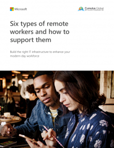 Six Types of Remote Workers
