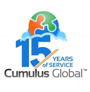 Cumulus Global Logo - 15 Years of Service